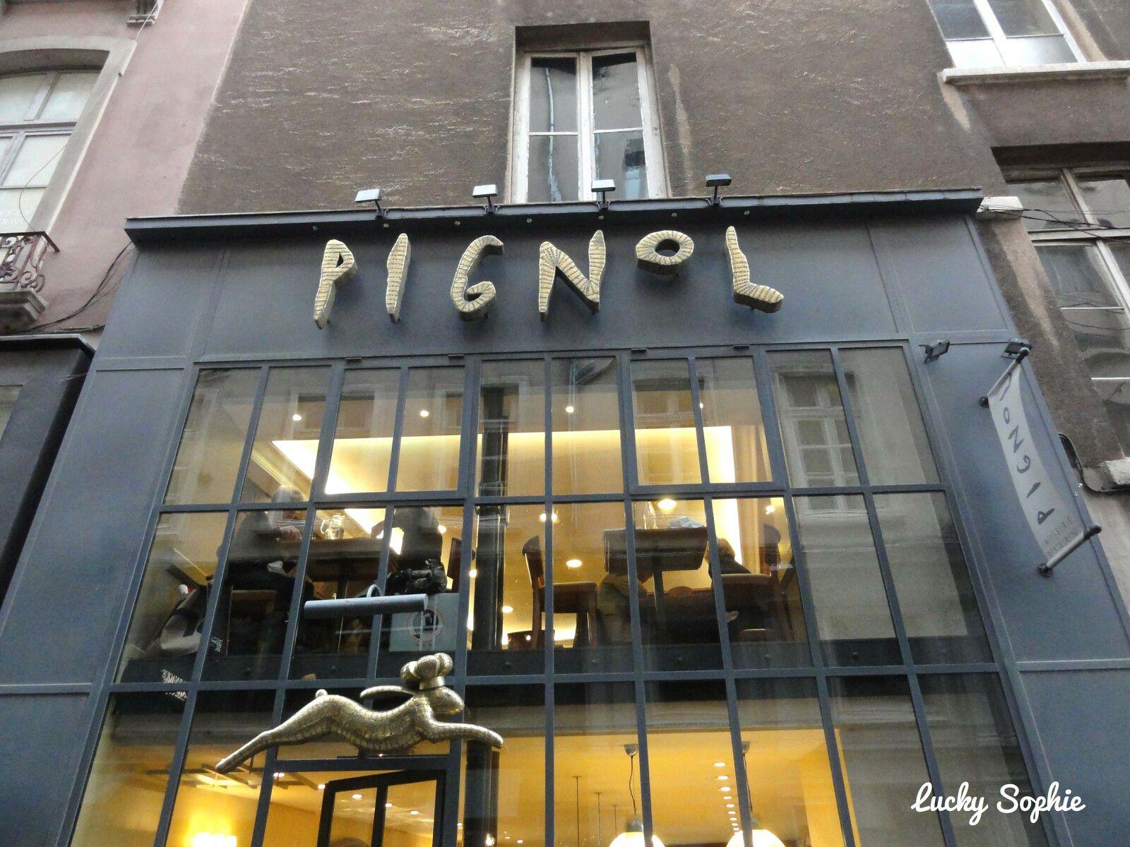 Pâtisserie Pignol 17 rue Emile Zola Lyon 2e