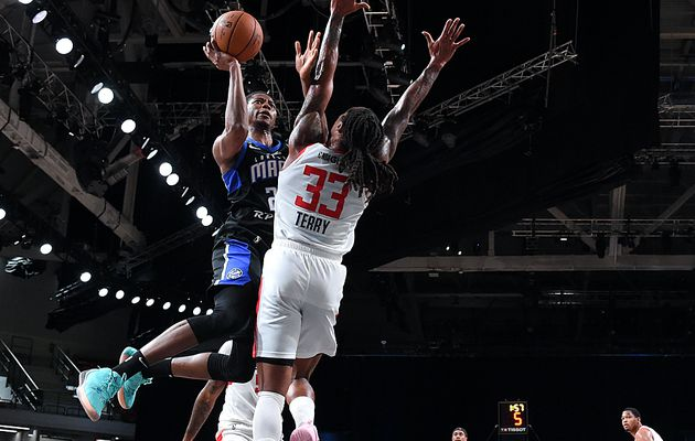 NBA G-League : Mamadi Diakité cartonne avec 27 points, 14 rebonds et 2 blocs