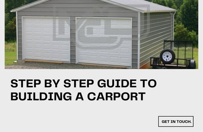 Step By Step Guide To Building A Carport