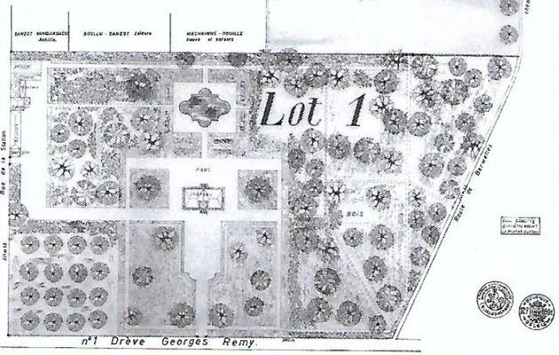 Moulinsart, l'acte de vente historique du Château