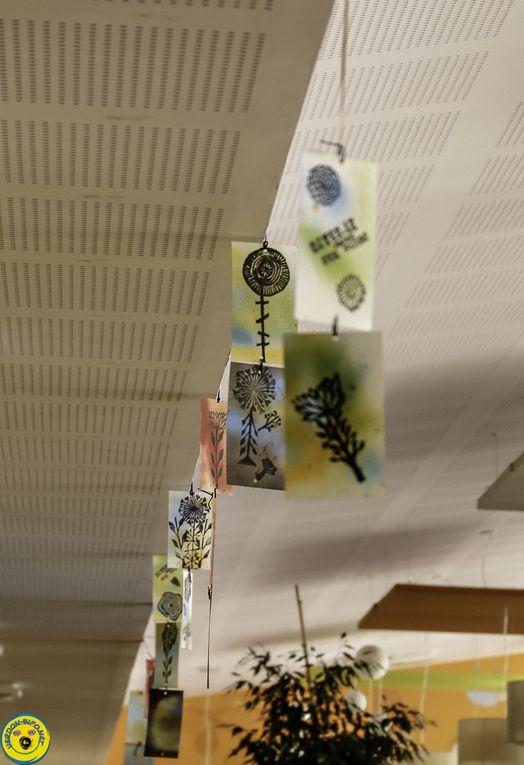 Castellane : L'hôpital ouvre ses portes pour une expo de gravure à la gomme