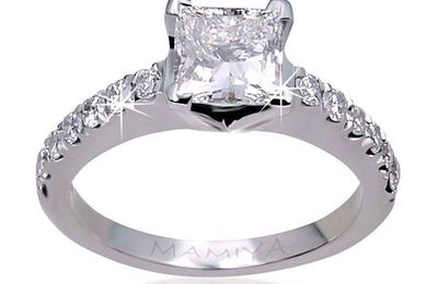 Improve Your Magnificence with Gold Silver and Diamond Engagement Rings in Dubai