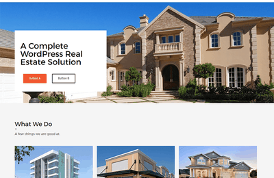 Is WordPress the Very best System for Your Genuine Estate Site?