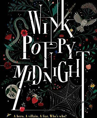 Free Download Wink Poppy Midnight by April Genevieve Tucholke