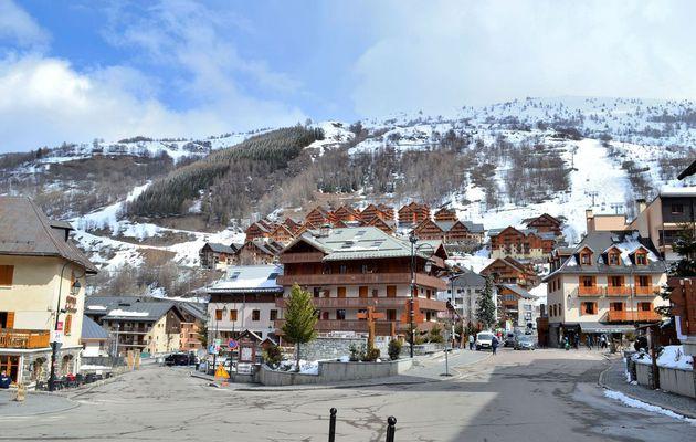 Escapade Pascale à Valloire dans les Alpes!