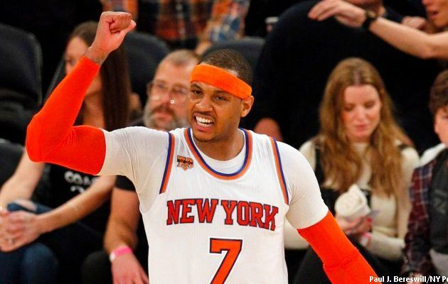 Carmelo Anthony prêt à dire non au All Star Game?