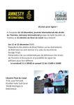 Montigny Le Bretonneux, 11 et 12 décembre, 10 Jours pour Signer