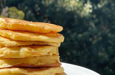Recette de Pancakes extra moelleux