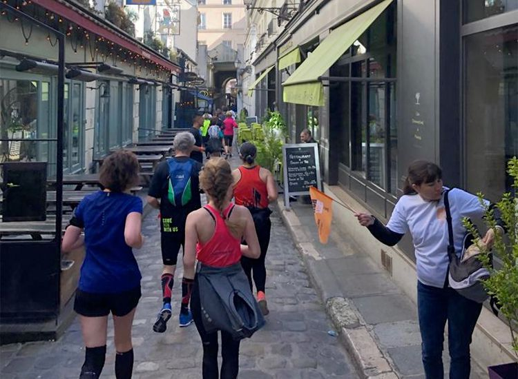 Run My City : cultiver sa course