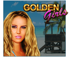 machine a sous mobile Golden Girls logiciel Booming Games