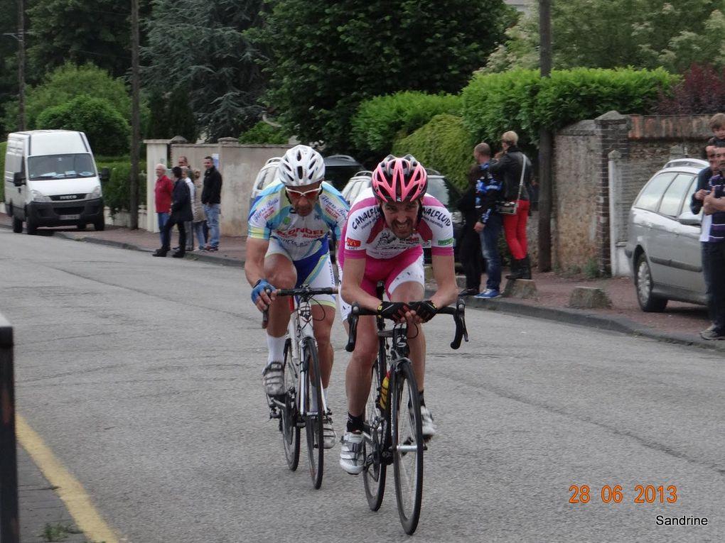 Critérium UFOLEP à Verneuil le 28 juin et Ecole de cyclisme à Bémécourt le 29 Juin 2013
