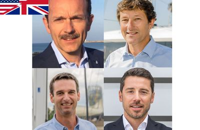 Wave of appointments in the Bénéteau Group's Boat Division