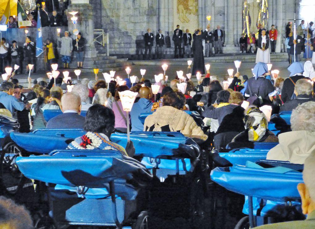 Album - 2013 08 - Pèlerinage Lourdes - Partie 1