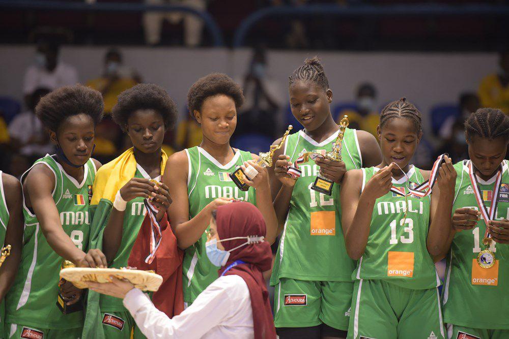 Coupe d'Afrique féminine des U16 : le Mali s'impose pour la septième fois