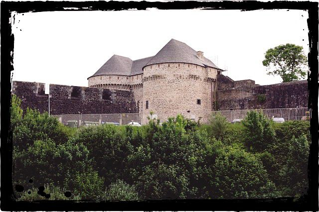 Diaporama château de Brest