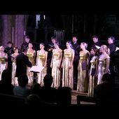Choeur de Crimée. HQ sound. Liturgie de Saint Jean Chrysostome. P.I. Tchaikovsky