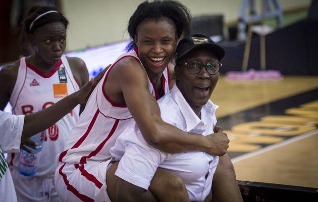 Afrobasket féminin 2017 : les highlights du match Centrafrique - Angola