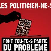 ★ Les politiciens ne sont que des pions - Socialisme libertaire