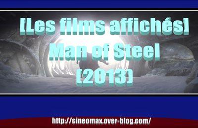 [Les films affichés] Man of Steel (2013)