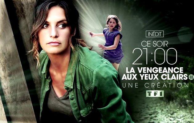 """La seconde saison de """"La vengeance aux Yeux clairs"""" avec Laëtitia Milot sera de retour sur TF1 ce soir à partir de 21h00. Découvrez le premier teaser, les premières images, le générique ainsi que la Bande-annonce"""