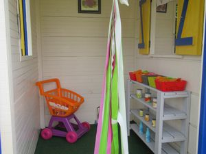 Une maison pour les enfants