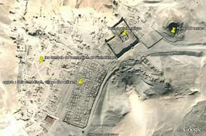 La vallée des artisans : Deir El-Médineh