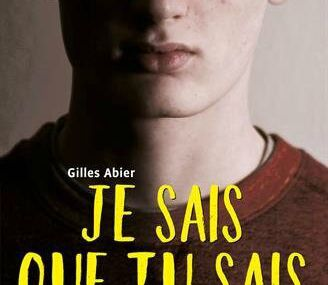 Je sais que tu sais de Gilles Abier ♪ Goodbye to you ♪
