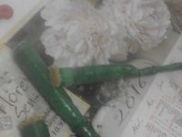 puis Habillage des cônes au sisal