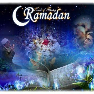 Bon mois de Ramadan à nos amis Musulmans !
