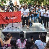 Le Président Obama part, le blocus reste (Granma) -- Josefina Vidal