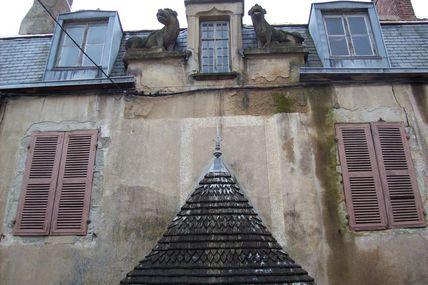 Quartier de la cathédrale : la rue Sous-Chantres.