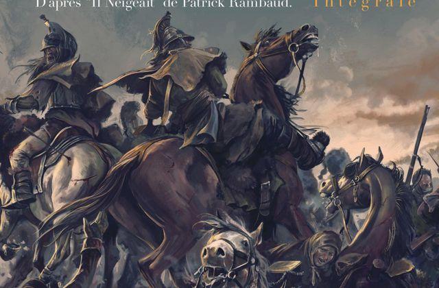 Bérézina. Et le succès de Napoléon Ier dans le froid russe devint défaite cuisante.