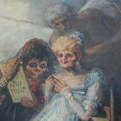 Goya - Les vieilles - LANKAART