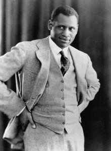 117 años del natalicio del cantante y actor, Paul Robeson
