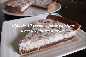 Recettes avec des blancs d'oeufs : 57 recettes