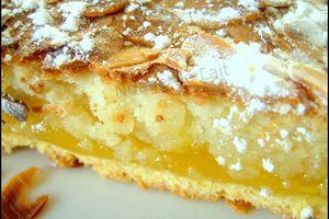 Gâteau Macaron au Citron