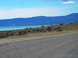 RN40, Argentine en camping-car
