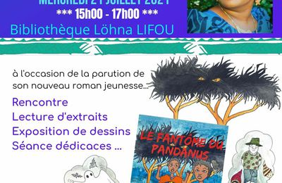 Lancement Nouvel album Jeunesse de Sonia HOTERE