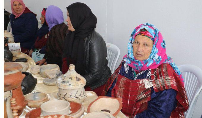 Un savoir-faire multimillénaire reconnu à l'international : le travail des potières de Sejnane en Tunisie