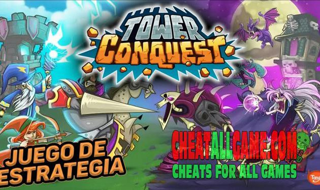 Tower Conquest Hack 2019, The Best Hack Tool To Get Free Gems