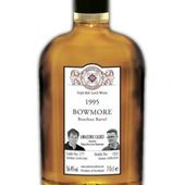 Bowmore 1995 Amazing Casks. - Passion du Whisky