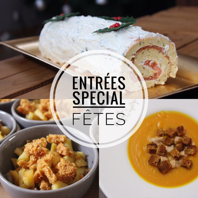 INDEX ENTREES SPECIAL FETES