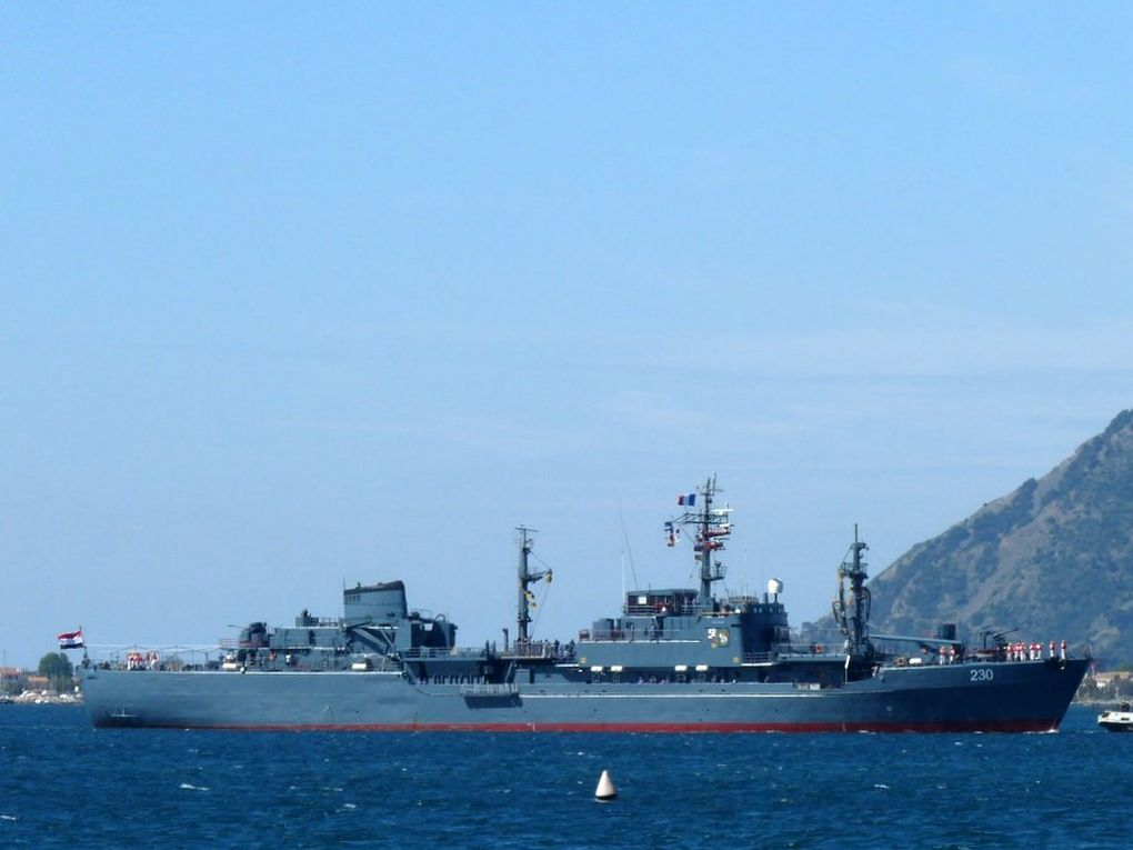 SHALATEIN 230 , navire auxilliaire de la marine égyptienne
