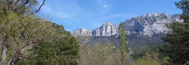 La source de Rays / Balade dans la Drôme