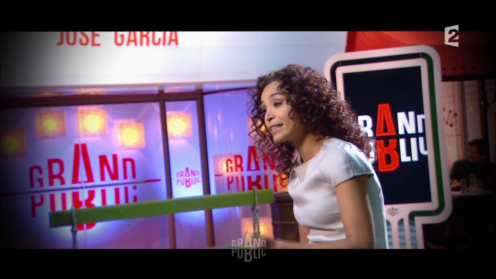 Aïda Touihri le 14 février 2013. Vidéo de Grand Prix