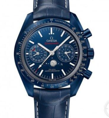 Omega Speedmaster Moonwatch Blue Side of The Moon 44mm 304.93.44.52.03.001
