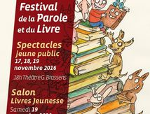 20e bis Festival de la Parole et du Livre 2016 – Saint Laurent du Var