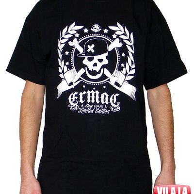 """TEE SHIRT """"ERMAC"""" Edition 50 Exemplaires"""