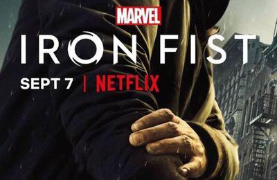 Marvel's Iron Fist (Saison 2, 10 épisodes) : un coup de poing et ça repart