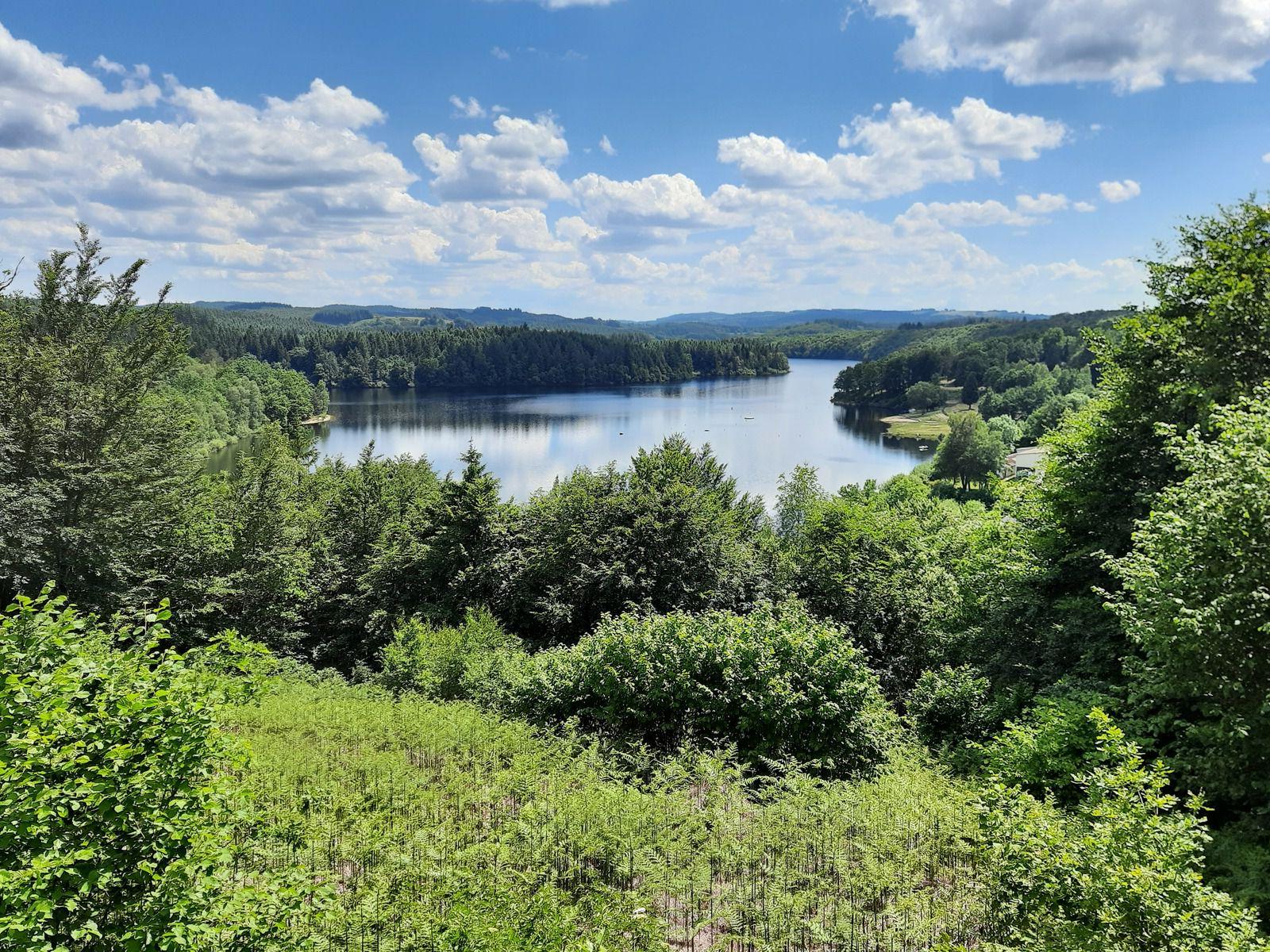 Sortie route samedi 12 juin - Treignac , lac de Vassivière
